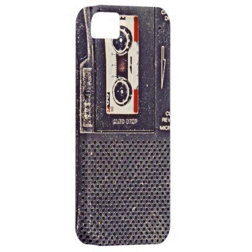Achtzigerjahre Walkman iPhone 5 Hüllen