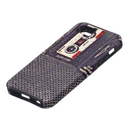 Achtzigerjahre Walkman iPhone 5 Schutzhülle