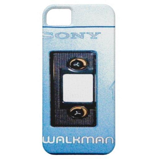 Achtzigerjahre Walkman Etui Fürs iPhone 5