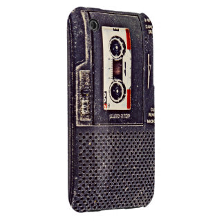 Achtzigerjahre Walkman iPhone 3 Cover