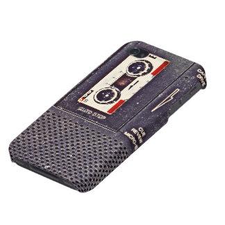 Achtzigerjahre Walkman iPhone 4 Schutzhülle