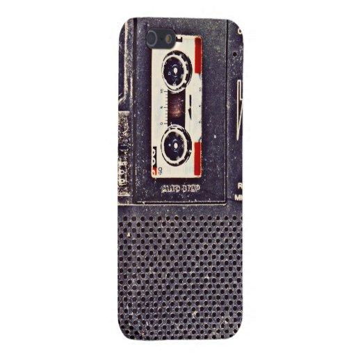 Achtzigerjahre Walkman iPhone 5 Hülle
