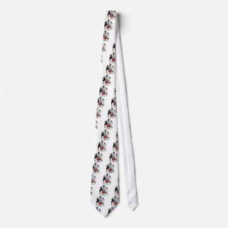 Ackland Familien-Wappen u. Familienwappen Bedruckte Krawatte
