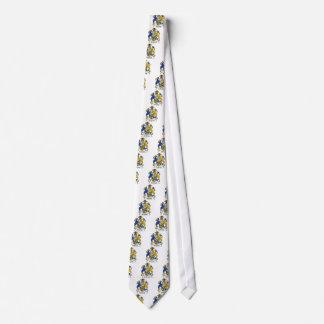 Ackroyd Familien-Wappen u. Familienwappen Personalisierte Krawatten