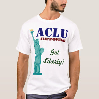 ACLU Anhänger T-Shirt