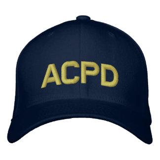 ACPD Ball-Kappe Bestickte Baseballkappe