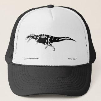 Acrocanthosaurusdinosaurierhut Gregory Paul Truckerkappe