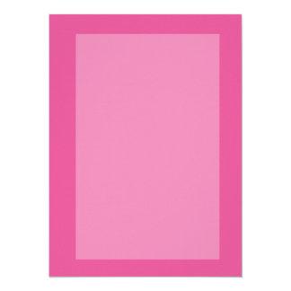 Acryl-Schatten DIY SCHABLONEN-Gebrauch Ihre 14 X 19,5 Cm Einladungskarte