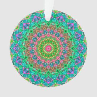 Acrylverzierungs-geometrische Mandala G18 Ornament