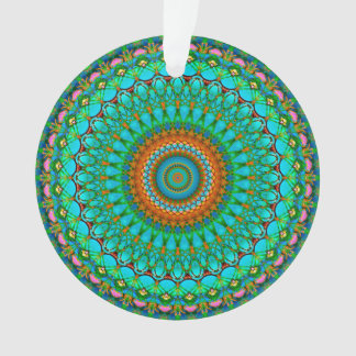 Acrylverzierungs-geometrische Mandala G388 Ornament