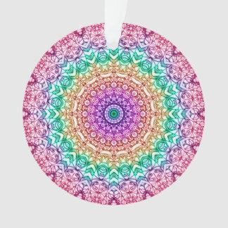 Acrylverzierungs-Mandala Mehndi Art G379 Ornament