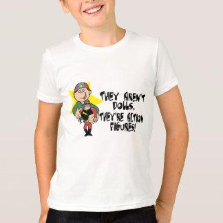 Action-Figuren T-Shirt
