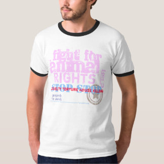 ACTIVIST - fight for animal rights - Hemden