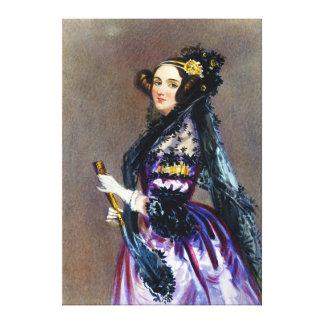 Ada-König Countess von Lovelace durch Alfred Gespannte Galerie Drucke