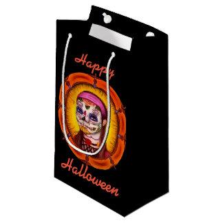 Adalia-Zuckerschädel-Geschenk-Tasche Kleine Geschenktüte