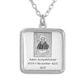 Adam Gumpelzhaimer 1625 Versilberte Kette