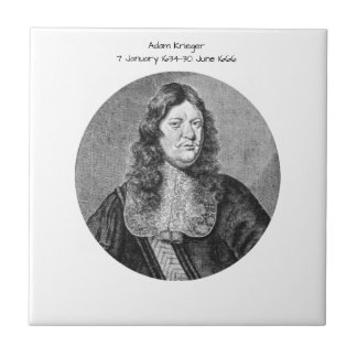 Adam Krieger Fliese