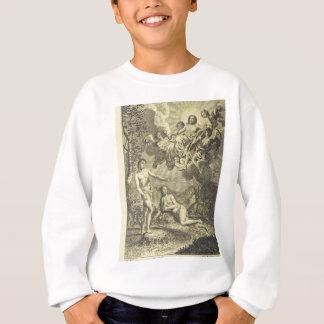 Adam und eve.png sweatshirt