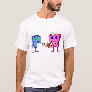Adam- und Eve-RoboterShirt 2012 T-Shirt
