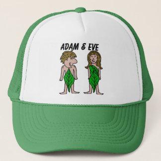 Adam und Eve Truckerkappe