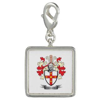 Adams-Wappen Charm