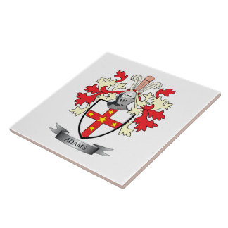 Adams-Wappen Keramikfliese