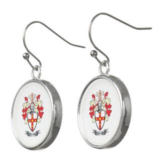 Adams-Wappen Ohrringe