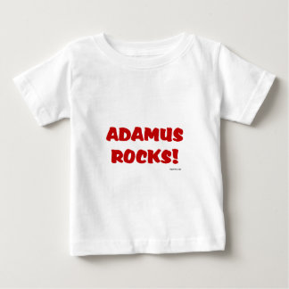 Adamus Felsen! Baby T-shirt