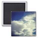 Addieren Sie ein quadratisches Foto Magnets