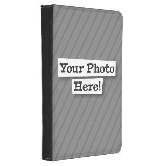 Addieren Sie Ihr Foto Kindle 4 Hülle
