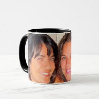 Addieren Sie Ihre Bild-coolen Schwestern Tasse