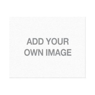 Addieren Sie Ihre eigene Bild eingewickelte Leinwa Gespannte Galerie Drucke