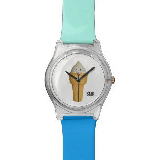 Addieren Sie Ihre Initialen - kundenspezifische Uhr