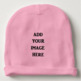 Addieren Sie Ihren Bild hier BabyBeanie Babymütze