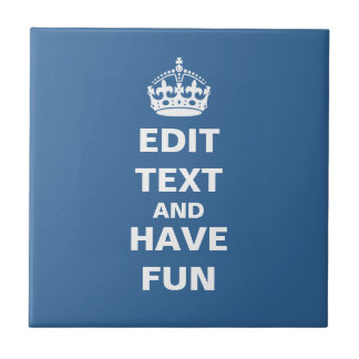 Addieren Sie Sie besitzen Text hier! Kleine Quadratische Fliese