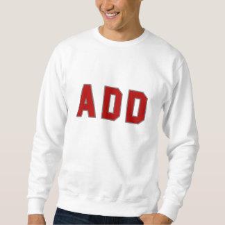 ADDIEREN Sie Universität Sweatshirt