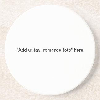 Addieren Sie ur fav Romanze foto hier Untersetz