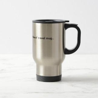 """""""Addieren Sie ur fav. verbinden Sie foto hier"""" Tas Kaffeetassen"""