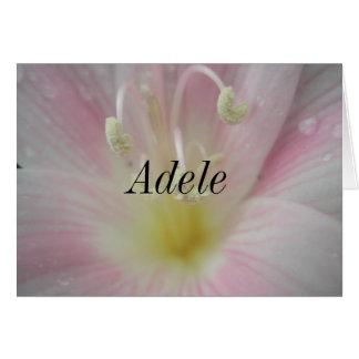 Adele Karte
