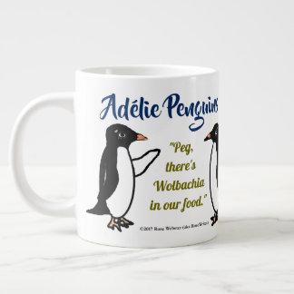 Adélie Pinguine 20 Unze. Tasse durch RoseWrites