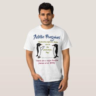 Adélie Pinguine durch RoseWrites T-Shirt