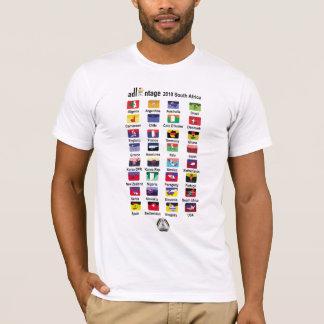 Adfantage intelligenter Telefon-Blick T-Shirt