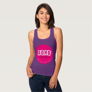 ADHD (hyperaktive/impulsive Darstellung) Tank Top