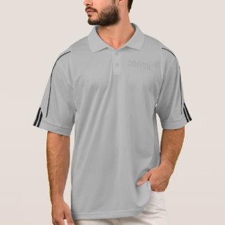 Adidas Adonai Männer, das Zippullover ausbildet Polo Shirt