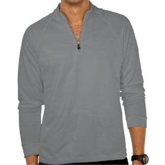 Adidas ClimaLite® der Männer, das 1/2 Zippullover Hemd