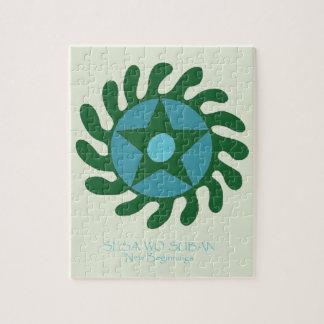Adinkra Sesa Wo Suban - neue Anfänge Puzzle