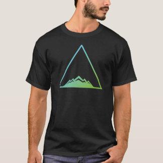AdironTrackz schwarzer T - Shirt