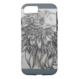 Adler Mandala iPhone 8/7 Hülle