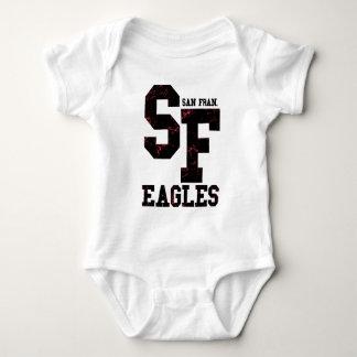 Adler Sans Fran Baby Strampler