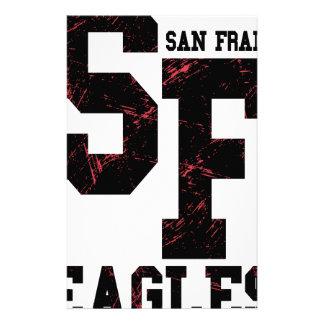 Adler Sans Fran Briefpapier